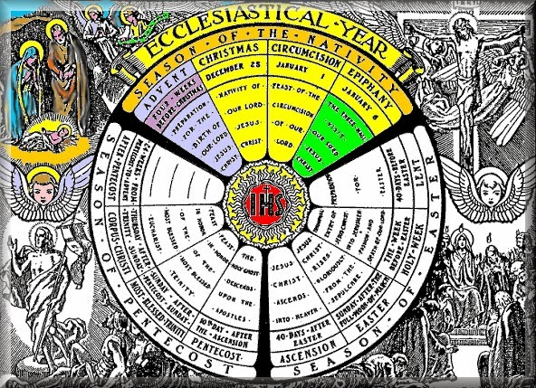 catholic liturgical year
